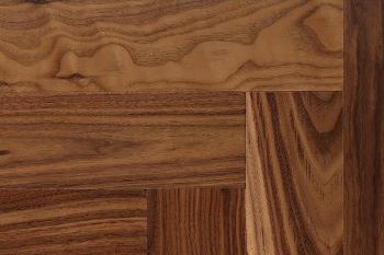 Herringbone American Walnut Traditional