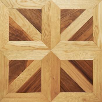 Langeais Oak/American Walnut