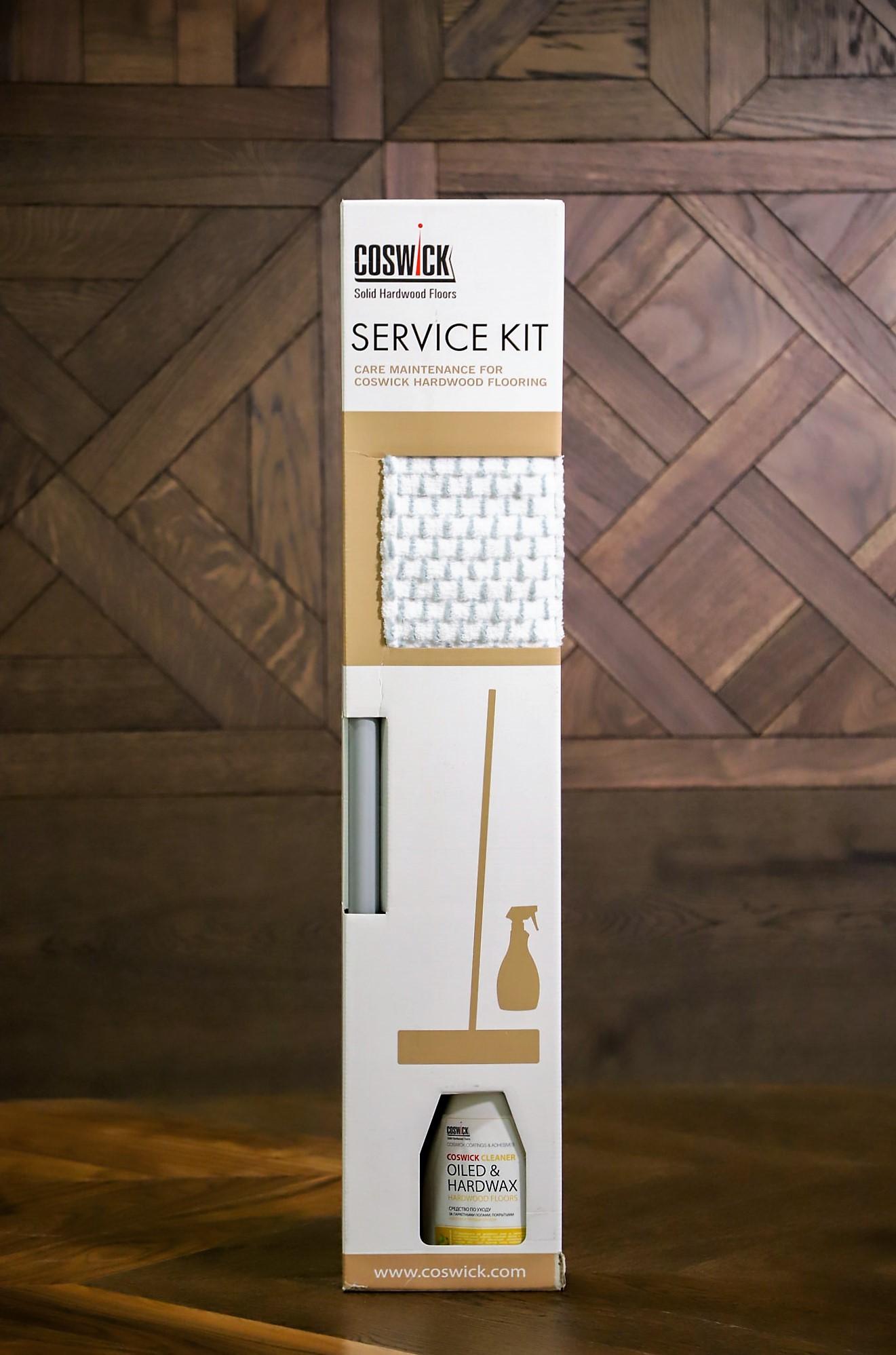 Service Kit for Oiled Floors