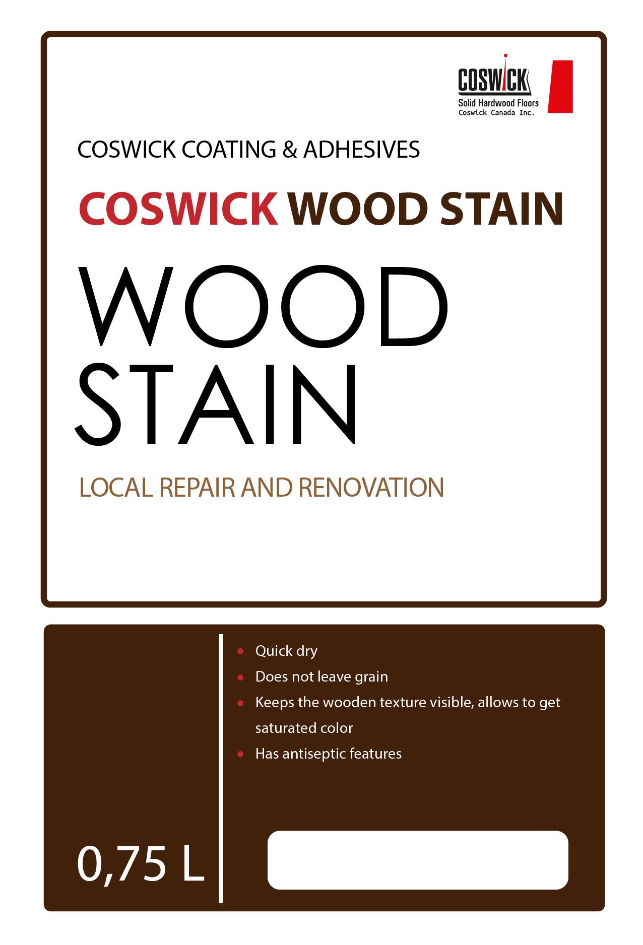 Wood Stain Custom