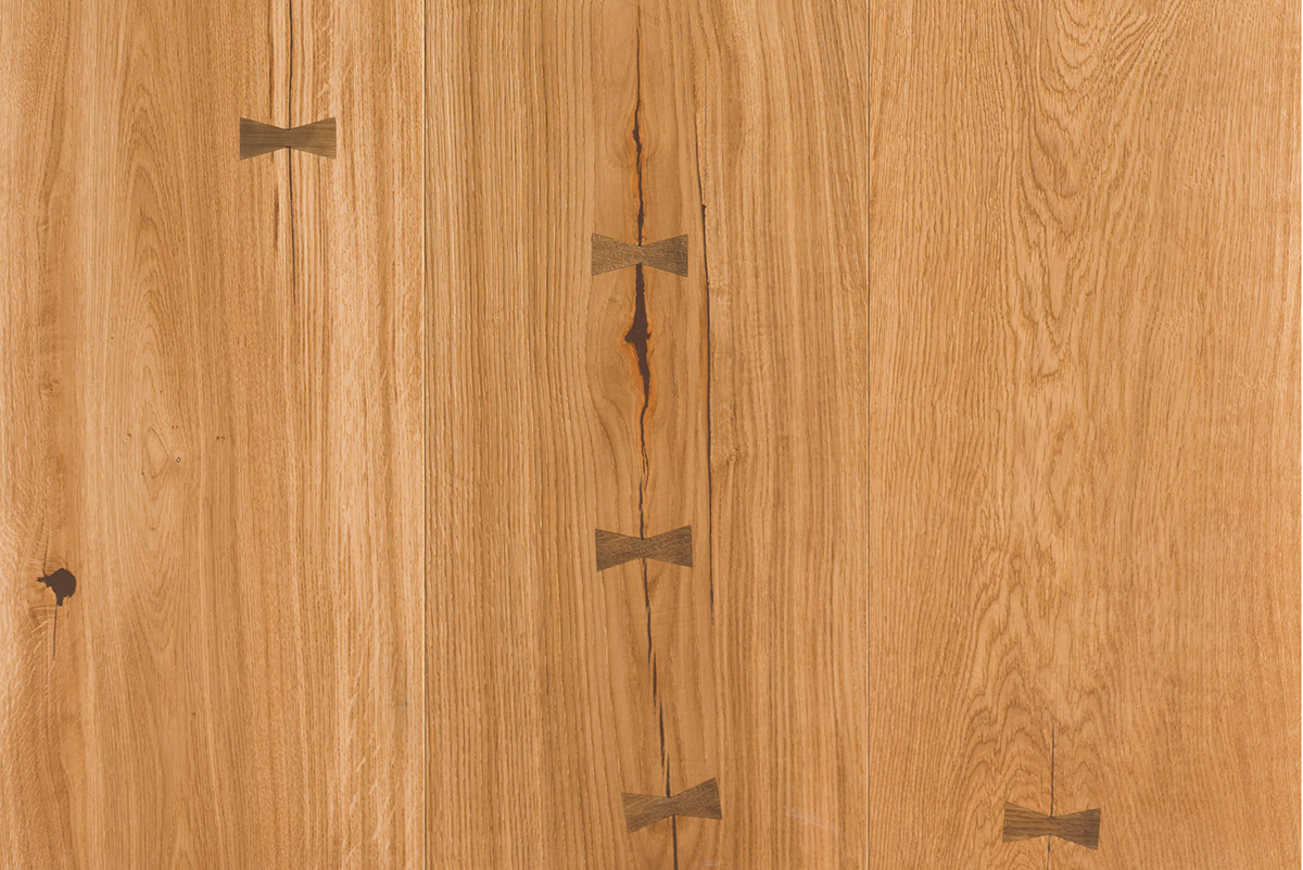 Natural Dovetail Wide Board